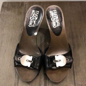 Salvatore Ferragamo Platform Sandals